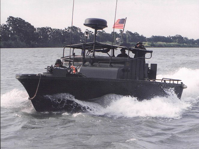 Brown Water Navy Boats