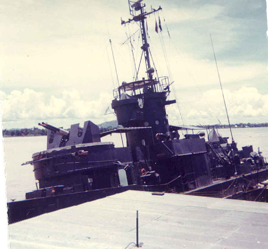 The Combat River Ships of the Brownwater Navy in Vietnam